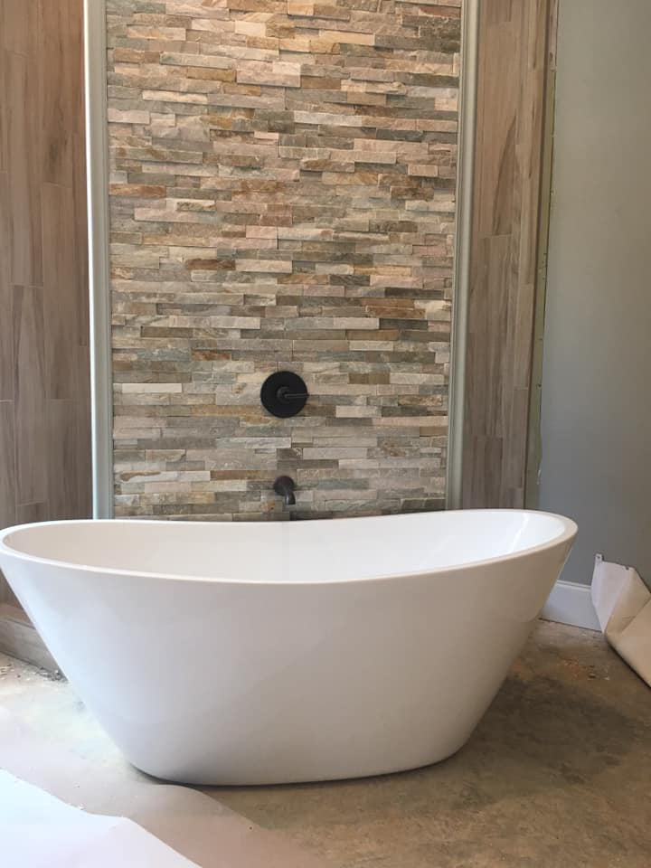 Custom Bathtub in Madison
