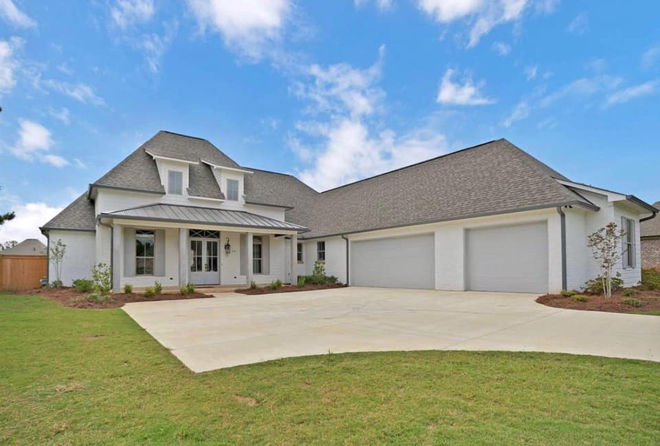 Custom Home Build in Madison, Ms