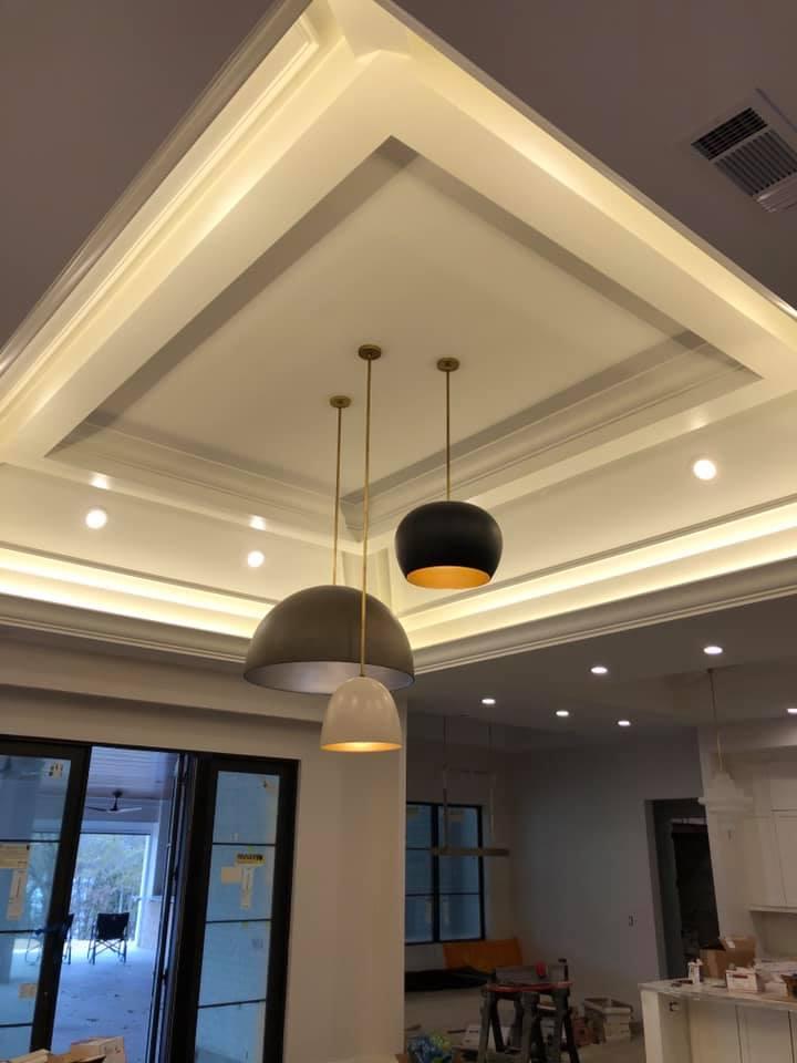Custom home lighting