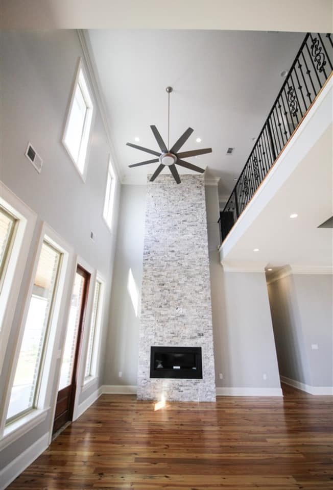 Custom Home Interior in Madison, Ms